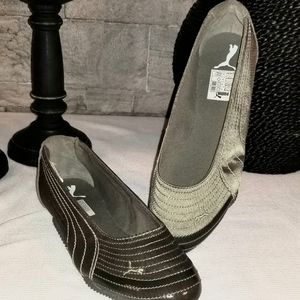 Women's PUMA Ballet Flat Shoe
